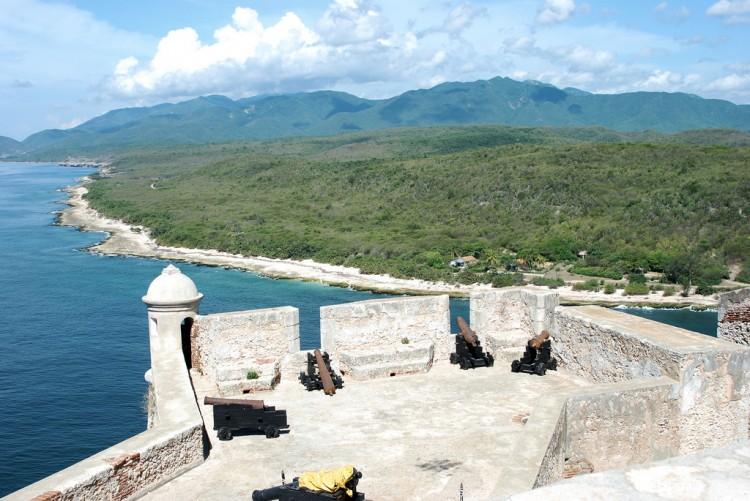 View from the Castillo del Morro, Havana