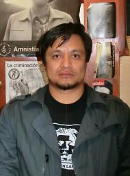 FFrancisco Cerezo will be joining us from Mexico City, where he has 11 years of experience fighting for the freedom of political prisoners. He is a founding member of Comité Cerezo